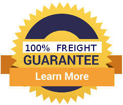 100% Freight Guarantee